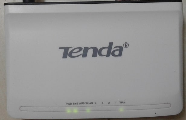 Tenda N150 Router